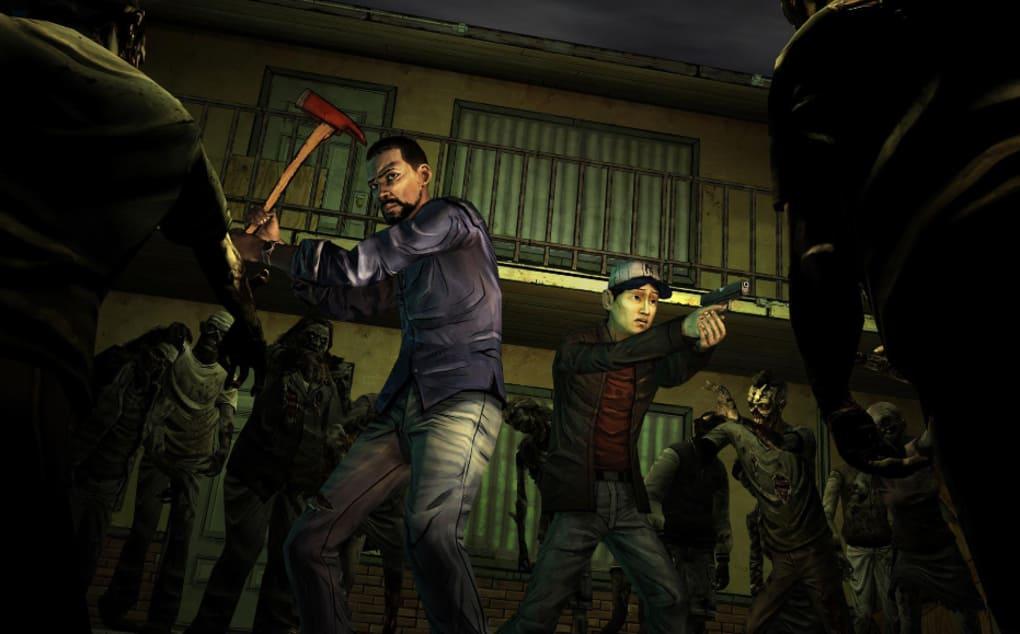 walking dead season 3 game download utorrent