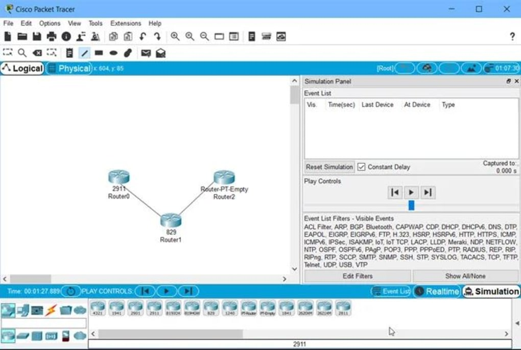 Cisco Packet Tracer - Download
