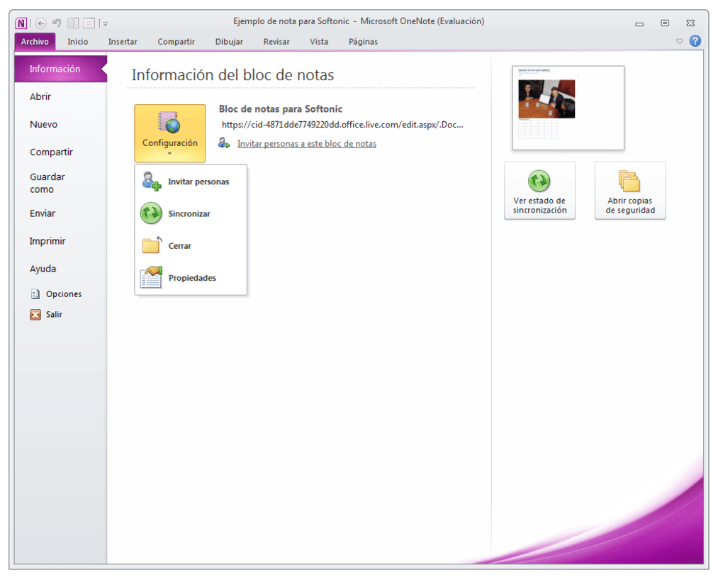 Microsoft Office OneNote - Descargar