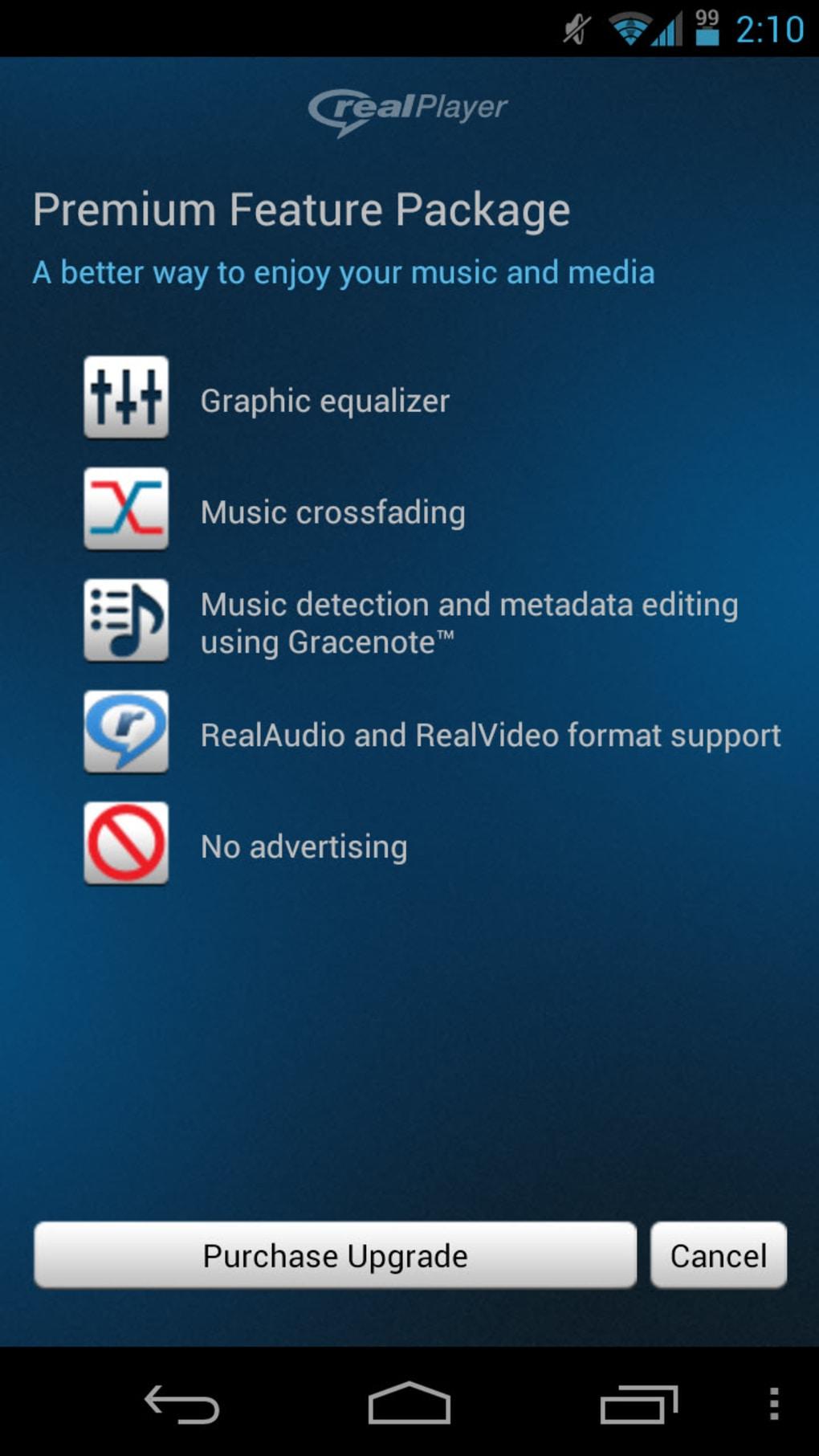 telecharger real player gratuit en francais windows 7