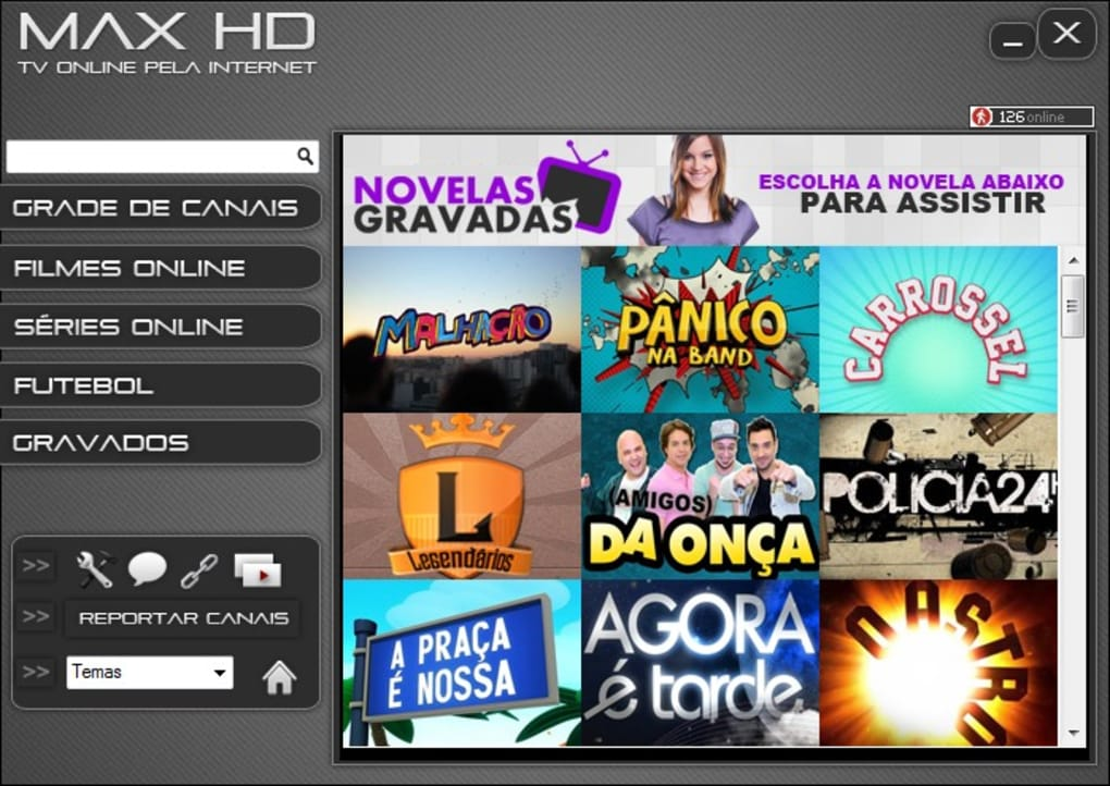 Assista TV online grátis sem sofrer com a publicidade 31377788aa820
