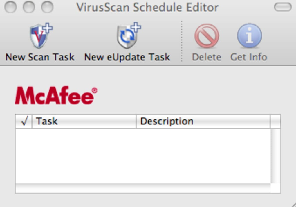 McAfee VirusScan for Mac - Download