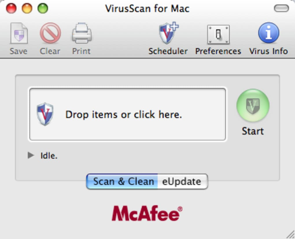virus scan for iphone mcafee virusscan na mac 4517