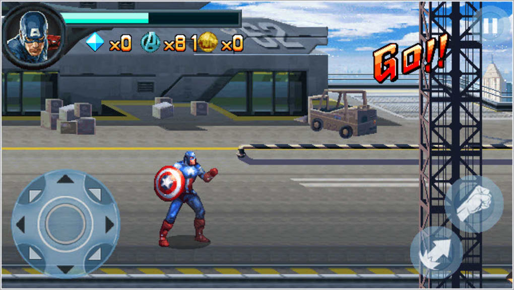 Avengers 2 java game download