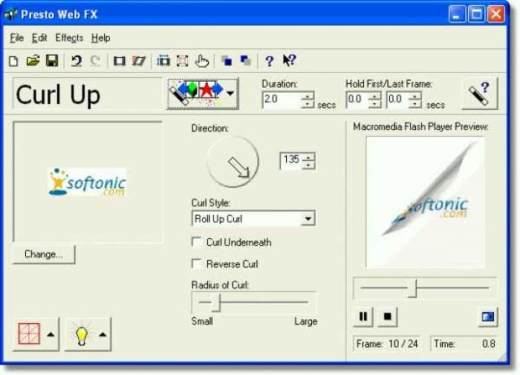 Presto software