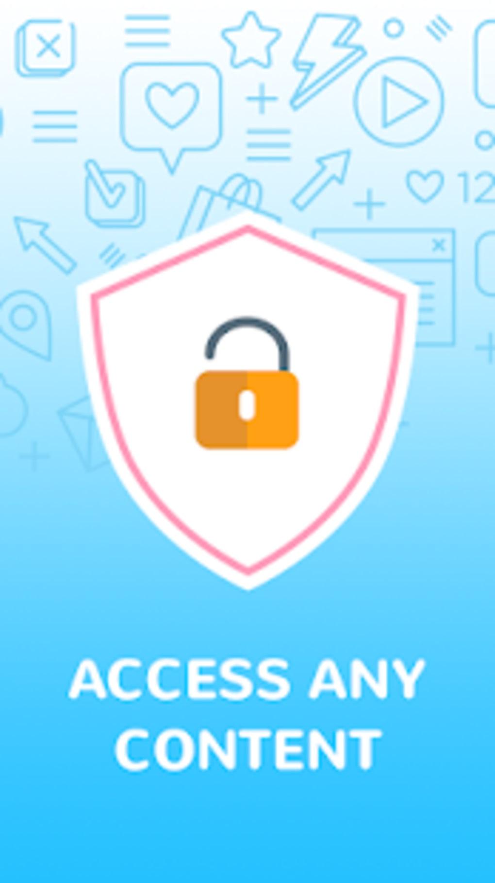 Unblock Websites VPN Proxy App untuk Android - Unduh