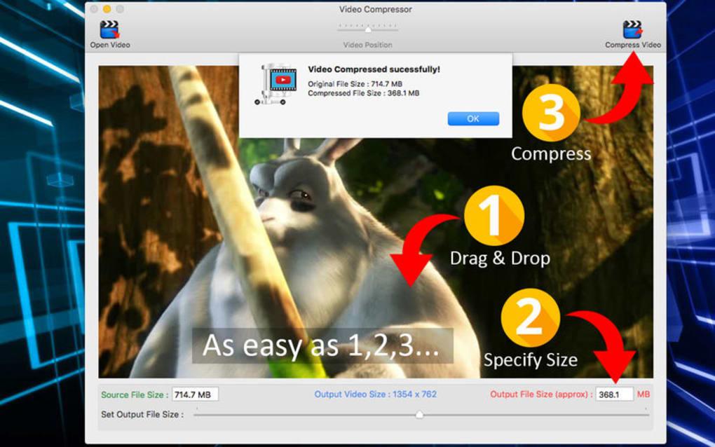 Video Compressor for Mac - Download