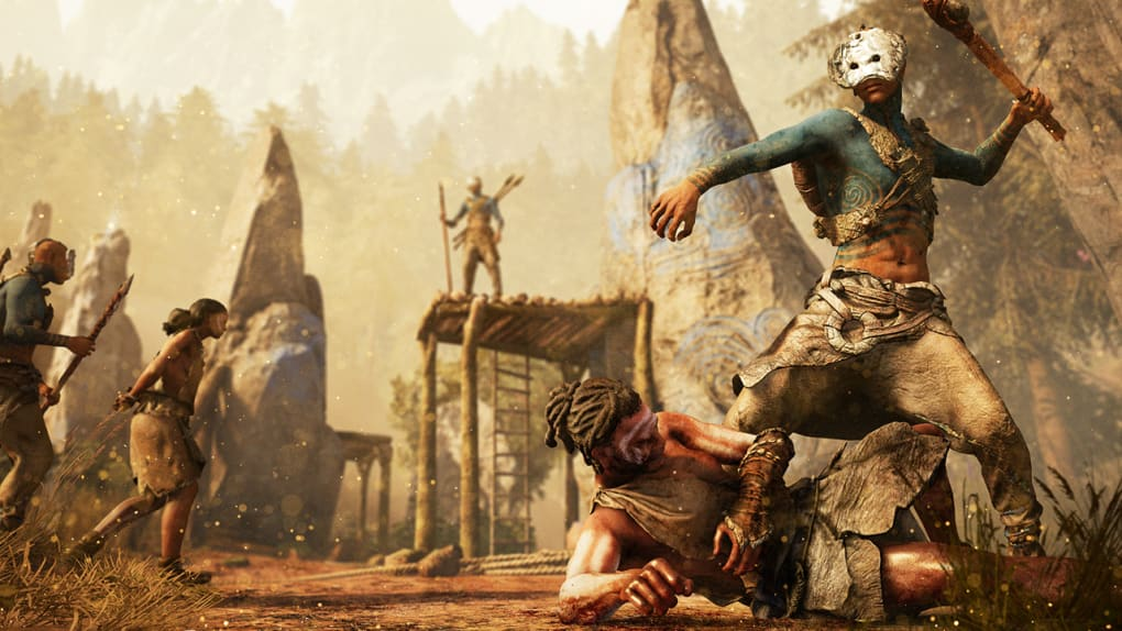 Far Cry Primal Descargar