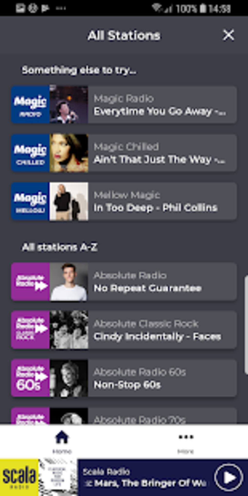 Scala Radio for Android - Download