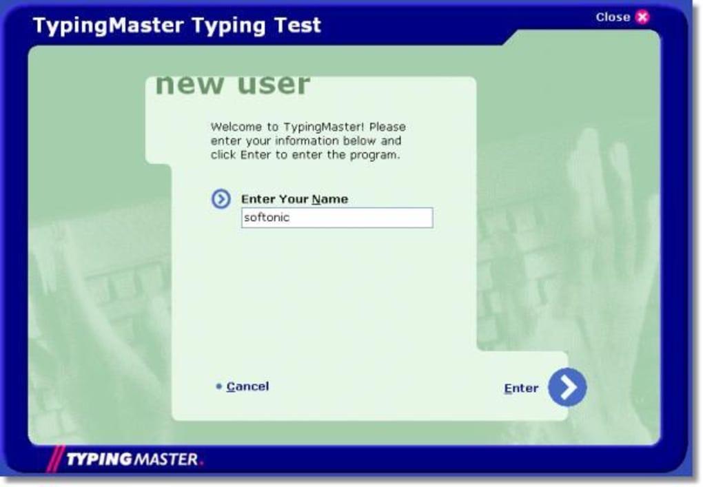Typingmaster Typing Test Download
