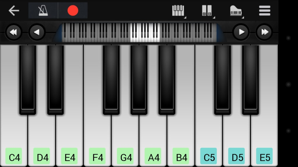 Perfect Piano Voor Android Download