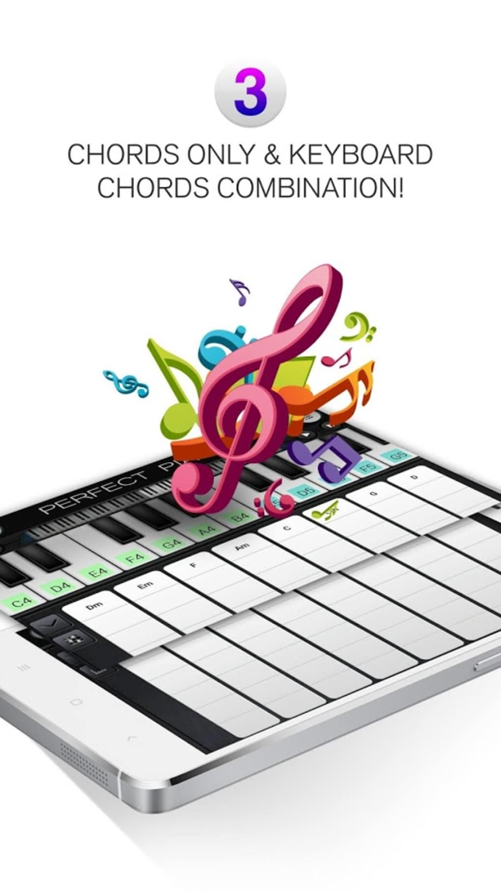 Piano Perfect pour Android - Télécharger