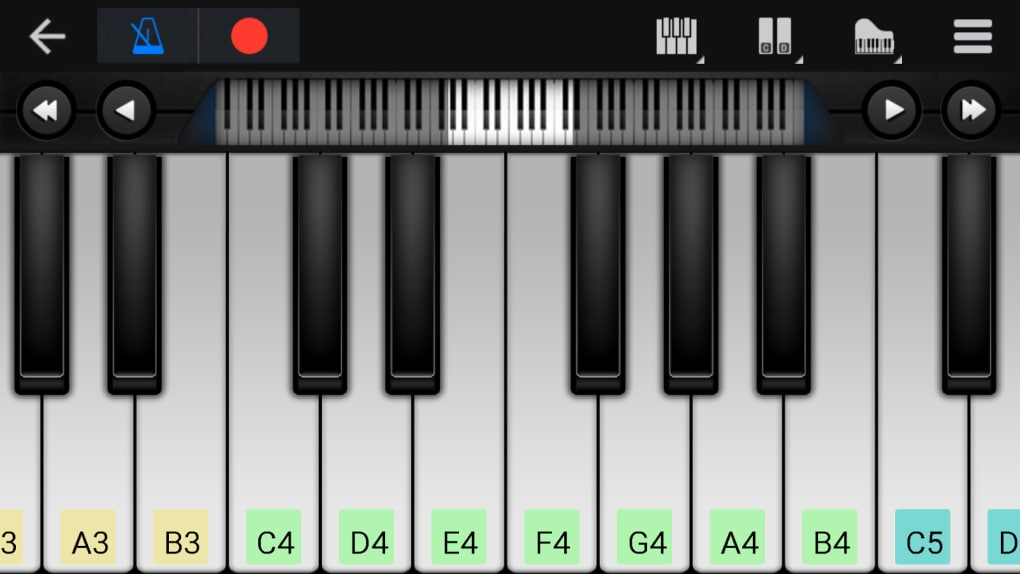piano yamaha clavier gratuit pc softonic