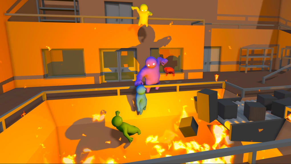 gang beasts softonic