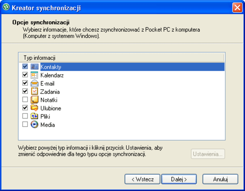 Microsoft ActiveSync Download Free - Synchronize your ...