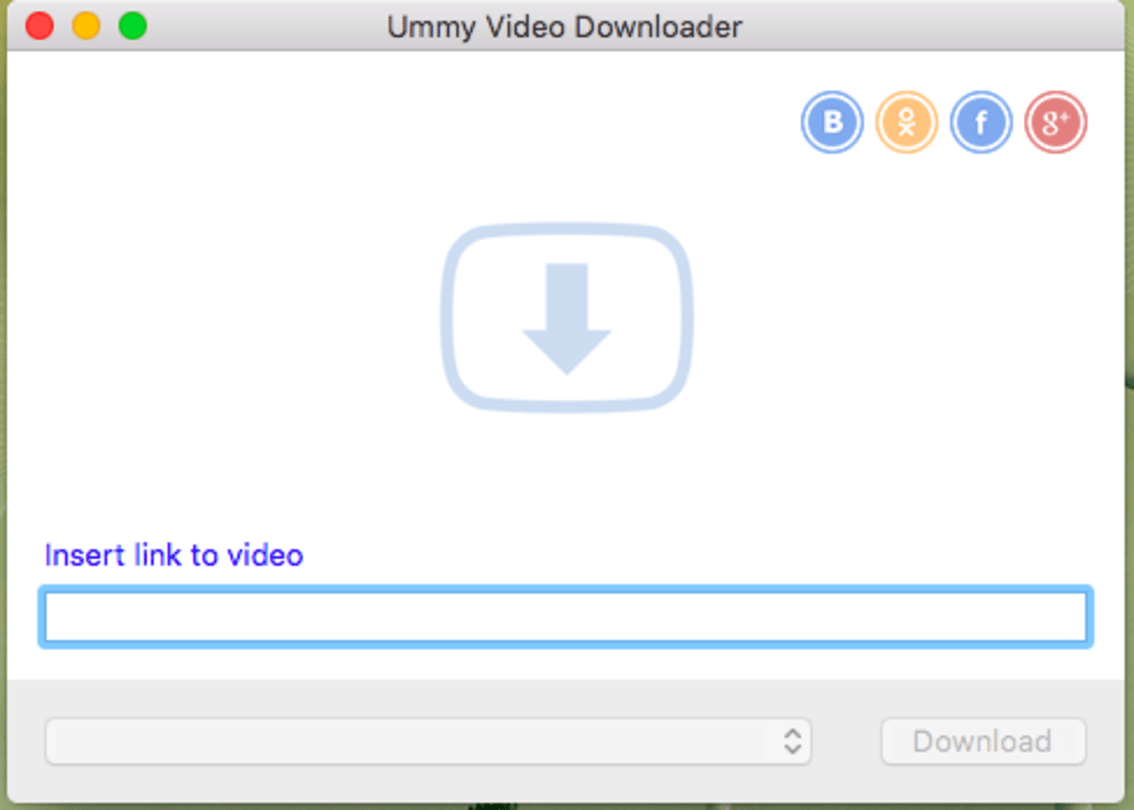 ummy video downloader 1.5 gratuit
