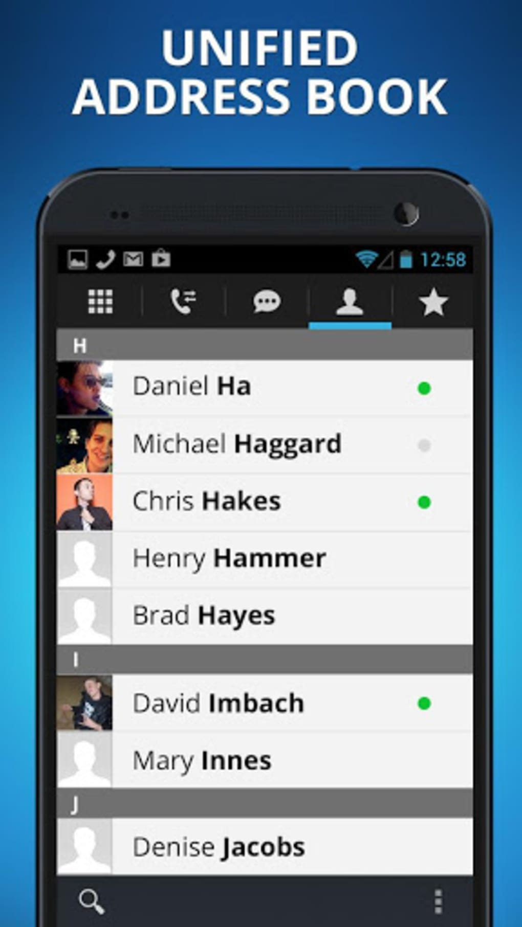 Talkatone free calls & texting for Android - Download