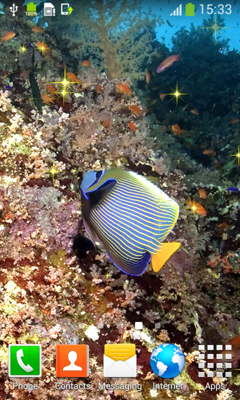 Ocean Fish Live Wallpapers for Android - Download
