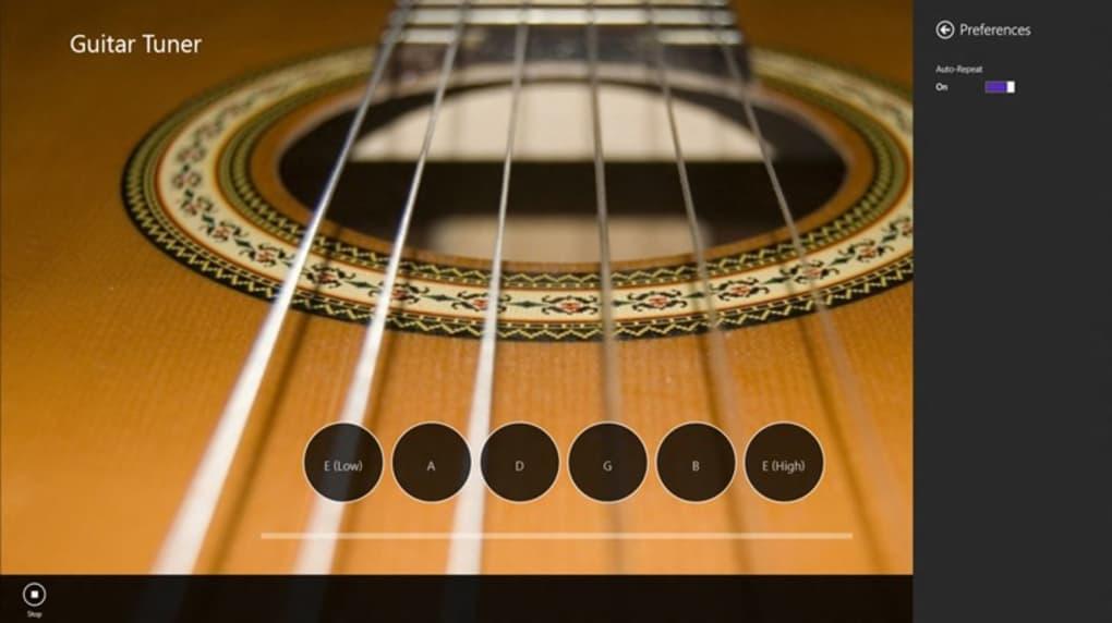 guitar tuner download. Black Bedroom Furniture Sets. Home Design Ideas