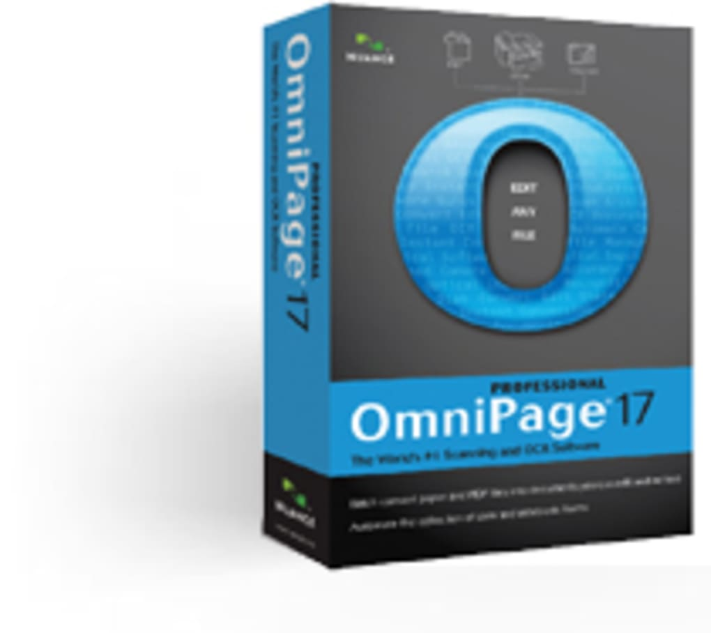 omnipage 17 gratuit