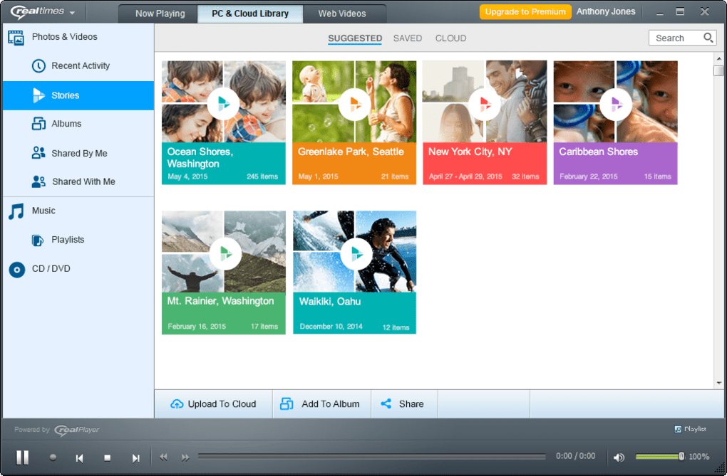 realplayer italiano gratis