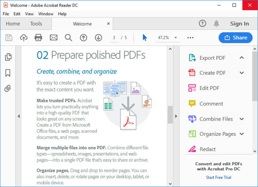 Pdf Reader For Window 7 32bit