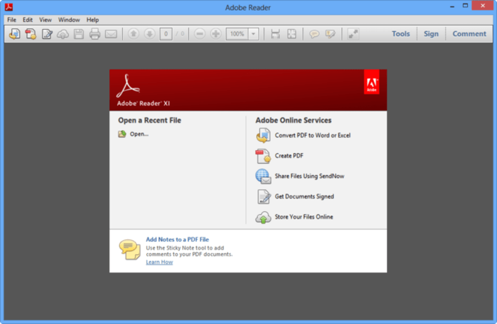 PDF READER SOFTWARE WINDOWS XP PDF DOWNLOAD