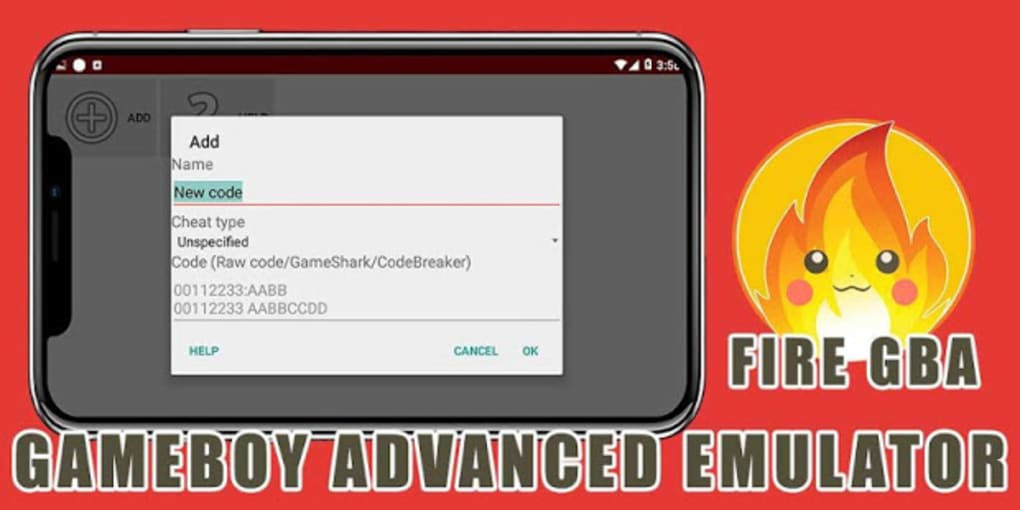 Fire GBA Emulator for Android - Download