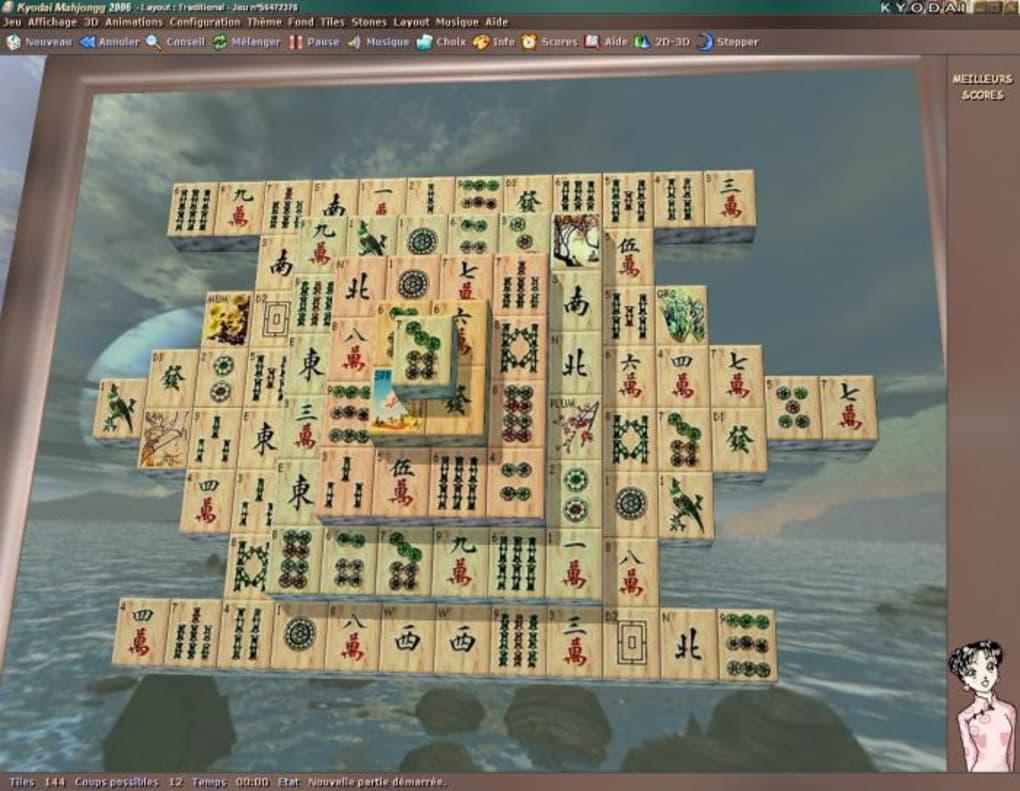 mahjong kyodai gratuit