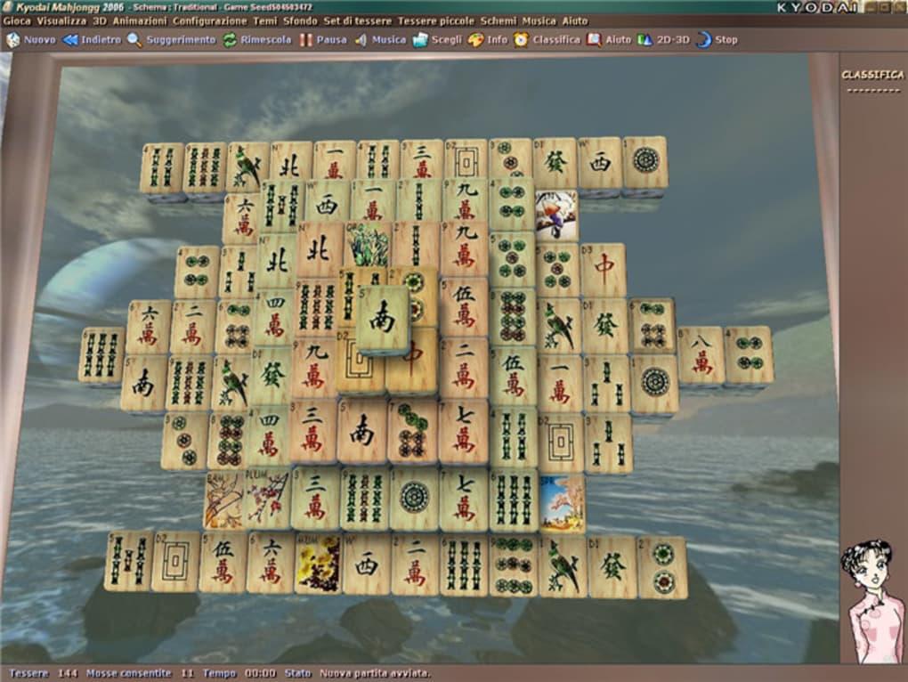 Mahjong Kyodai