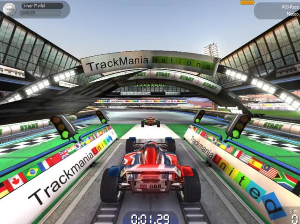 Is TrackMania Nations for mac - answers.com