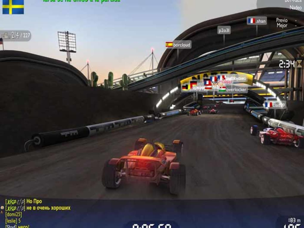 voiture trackmania nation forever gratuit