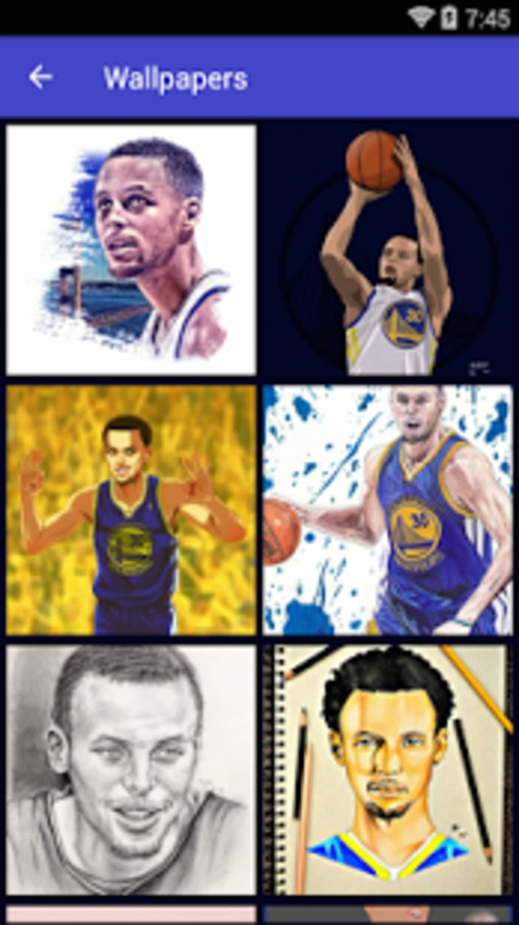 HD Stephen Curry Wallpaper