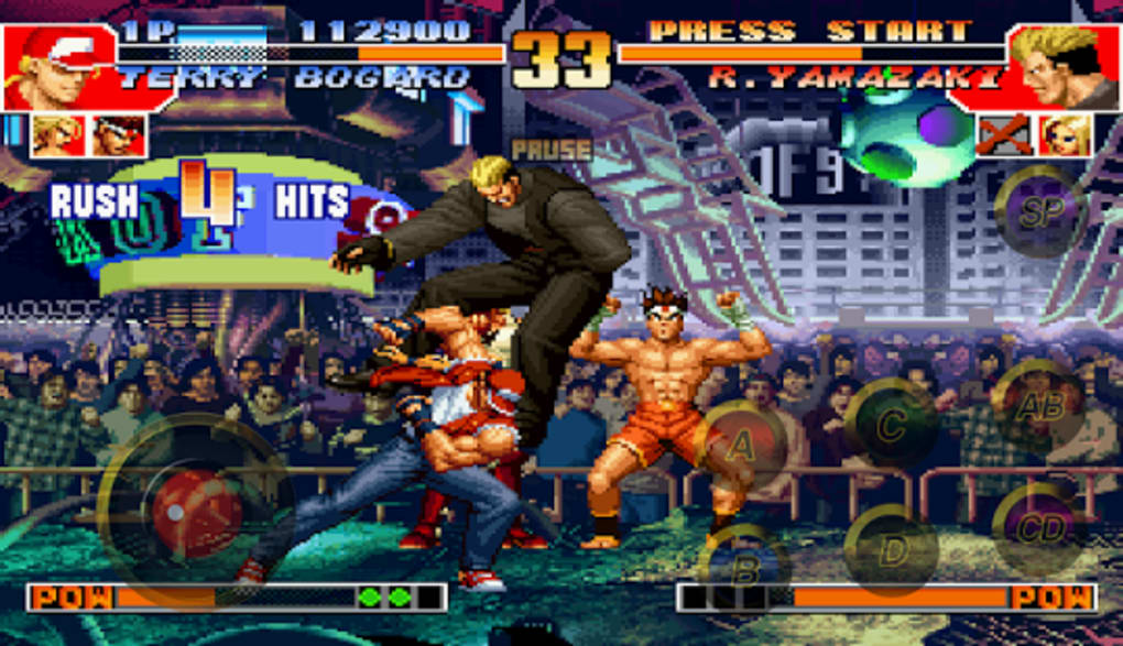 The King Of Fighters 97 For Android Download