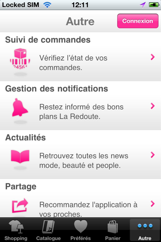La redoute france pour iphone t l charger - La redoute telephone gratuit ...