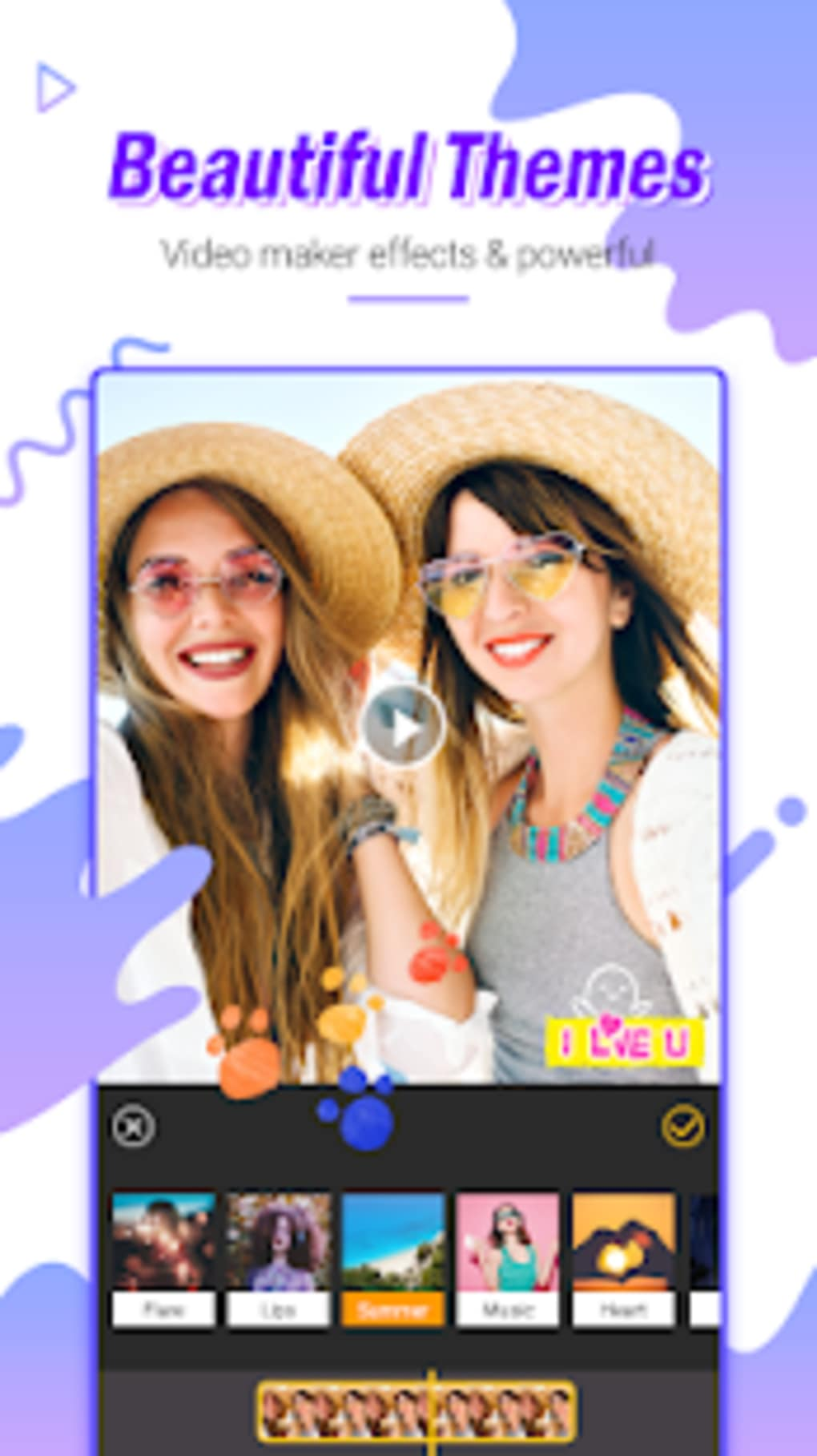 Star Vlog Creator Slow Motion Video Editor für Android - Download