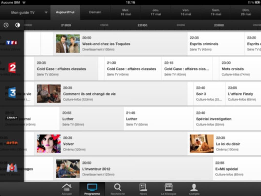 T 233 L 233 Loisirs Programme Tv Pour Iphone T 233 L 233 Charger