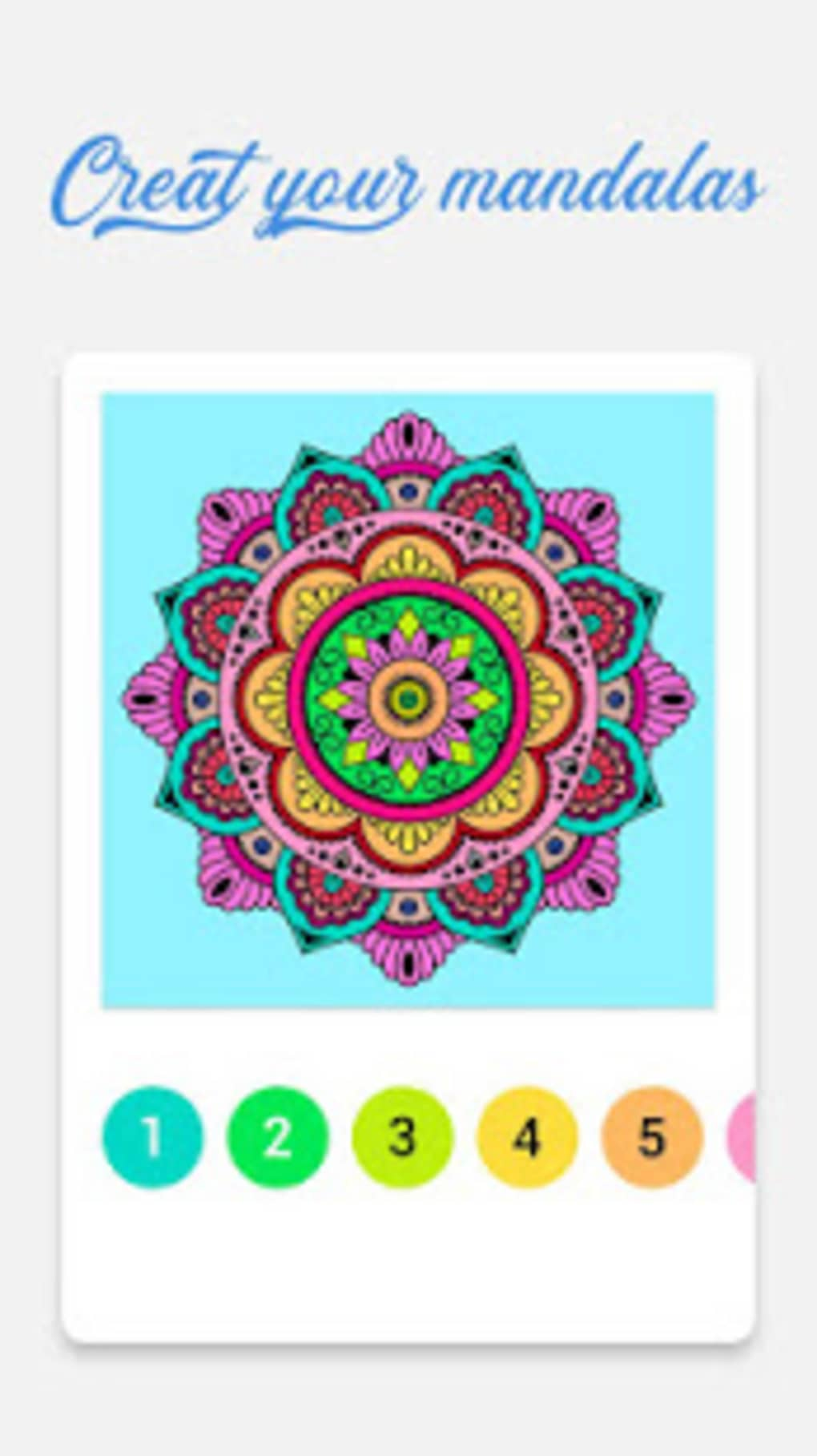 Paint By Number Free Coloring Book Puzzle Game for Android - Download