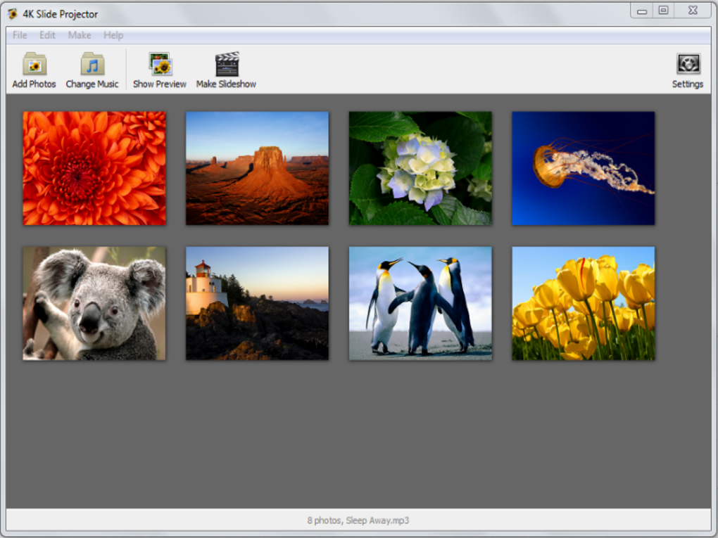 4K Slideshow Maker - Download