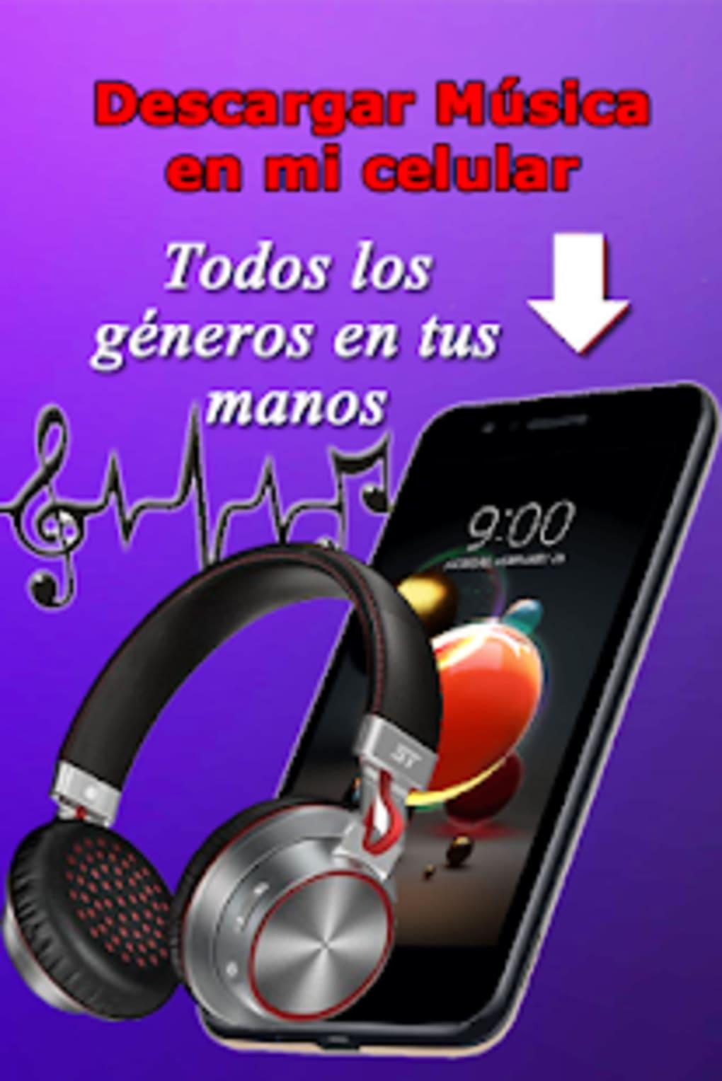 Programa Para Bajar Musica A Mi Celular - Compartir Celular