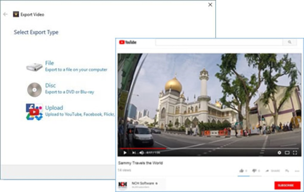 nch videopad video editor full version free download