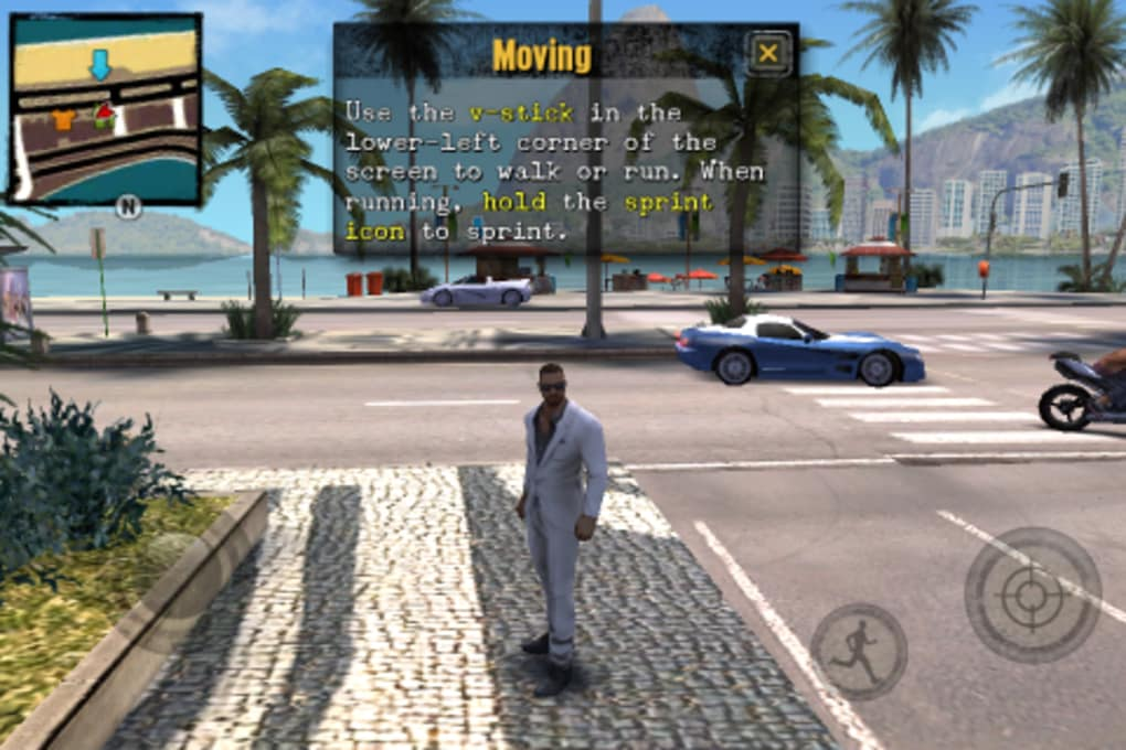 gangstar 3 screenshot - Gangstar Rio City of Saints for Android