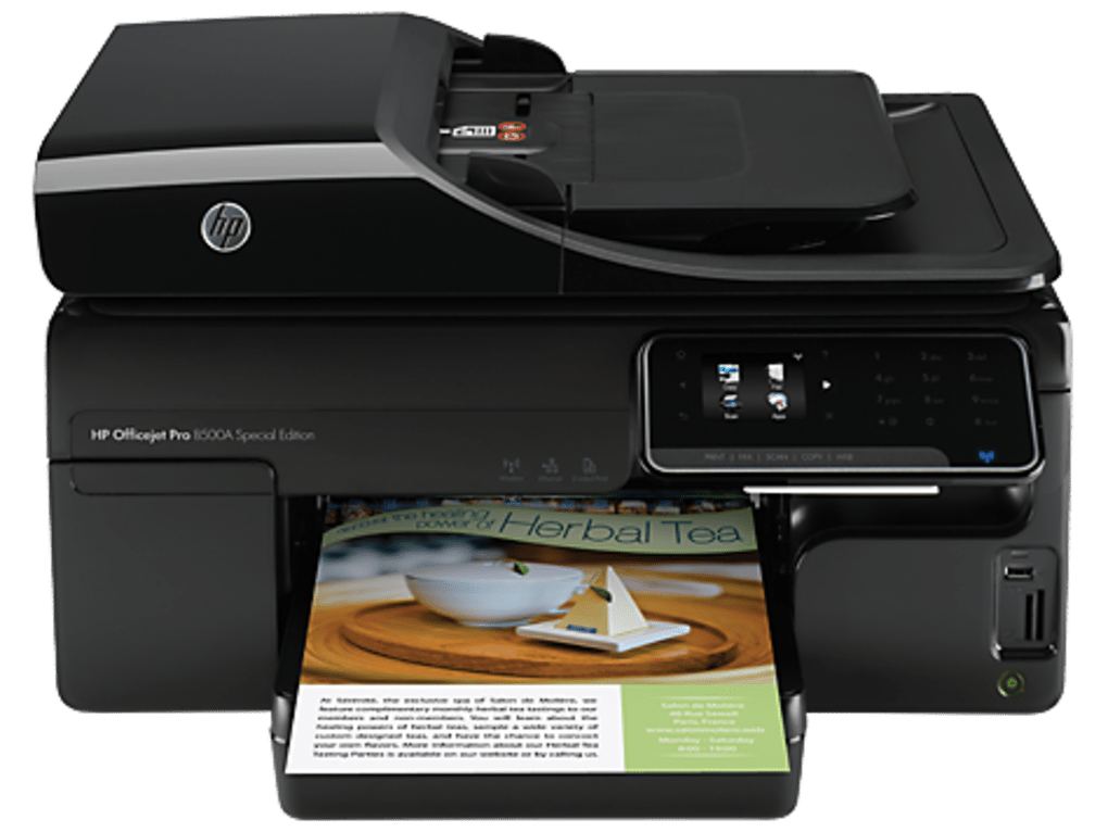 HP Officejet Pro 8500A Series A910 Drivers