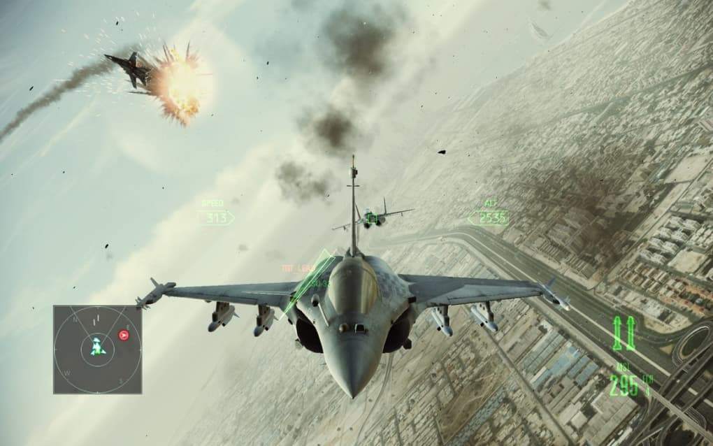 Ace Combat Assault Horizon - Enhanced Edition. Ace Combat Assault Horizon -  Enhanced Edition