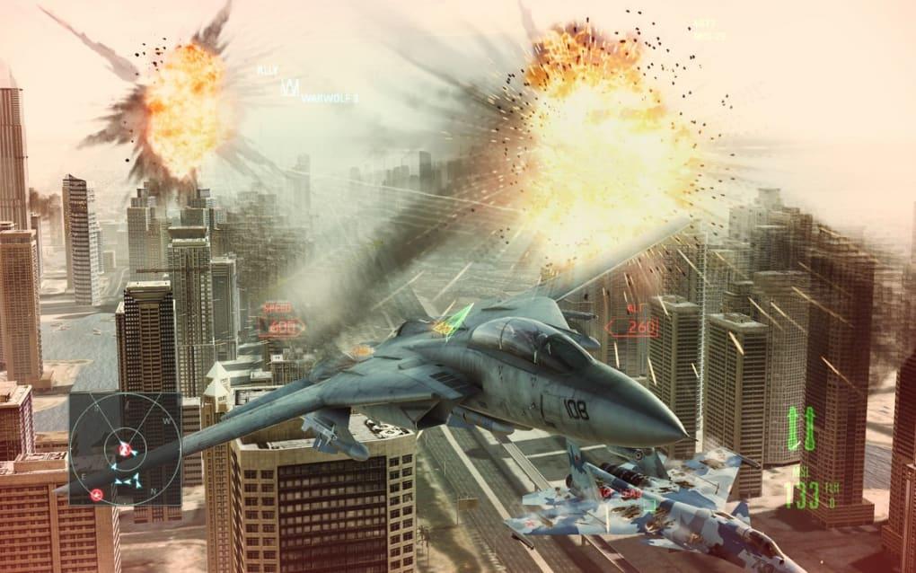 ace combat assault horizon pc download gratis