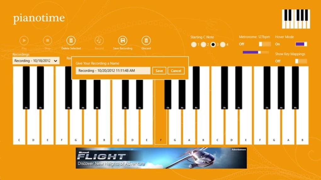 musical keyboard software free download