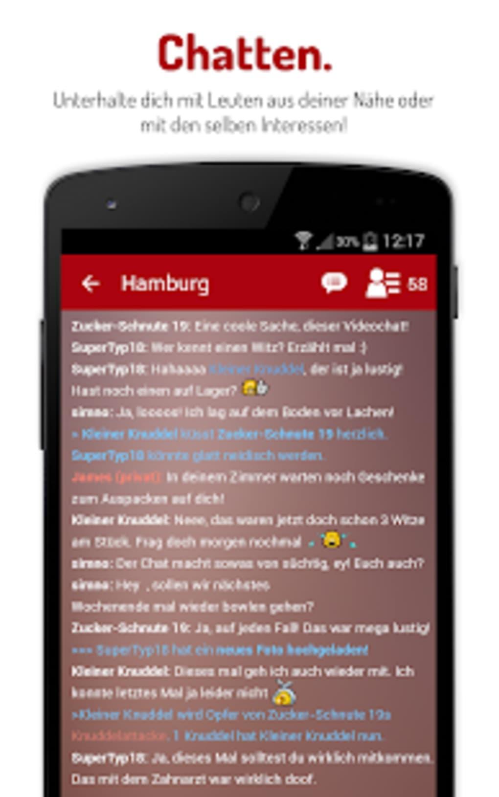 Knuddels - Chat. Play. Flirt. APK für Android - Download