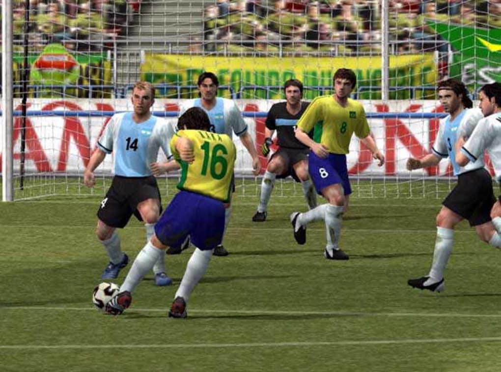 Pro Evolution Soccer 5 - Tải về