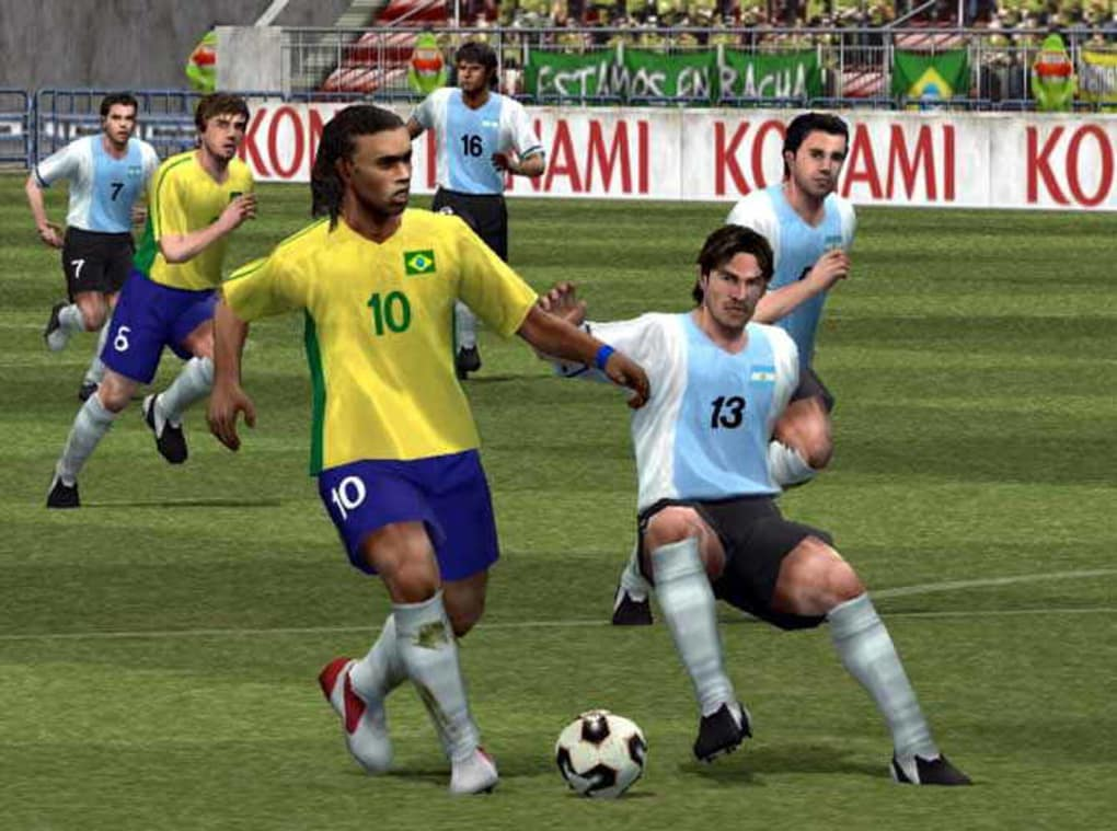 pes 5 demo clubic
