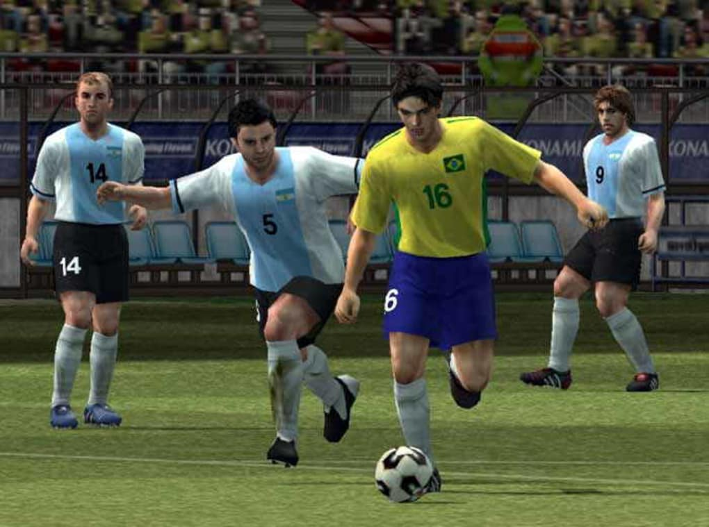 Pro Evolution Soccer 5 - Download